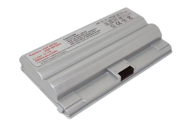 Аккумулятор для Sony VAIO VGP-BPS8  (11.1V 4400mAh) (silver)