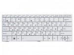 Клавиатура для Asus EeePc 1005HA 1008HA 1001HA белая 0KNA-192US03 04GOA192KUS10-3 9J.N1Q82.101